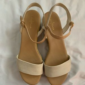 Cole Haan Espadrille Wedges